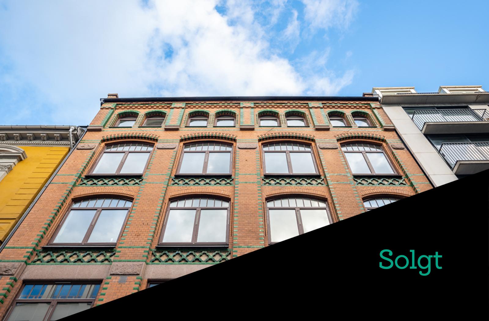 Fred Olsens gate 3B _ Skippergata 14-7_solgt